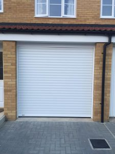 Automatic Roller Shutter in Durham