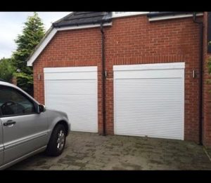 Before Roller Shutters in Houghton Le Spring